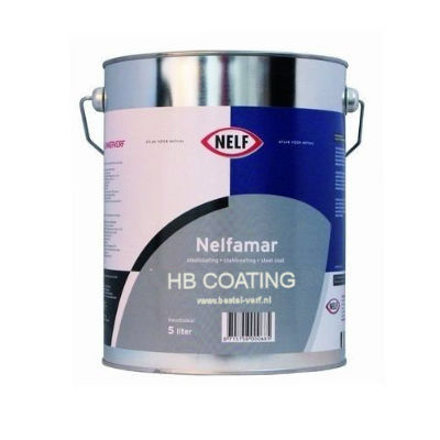 5 ltr Nelfamar HB Coating wit