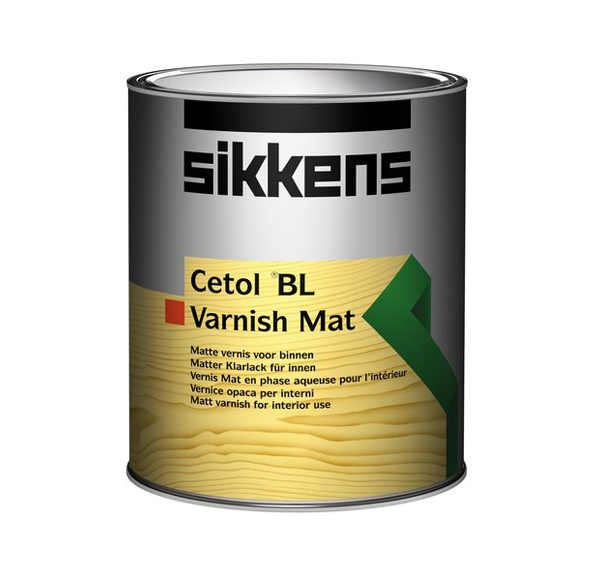 BL Varnish Mat 1 liter