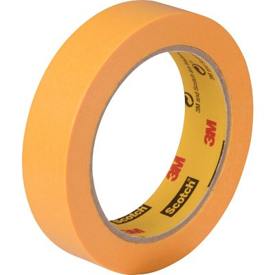 3M 244 Scotch afplaktape gold